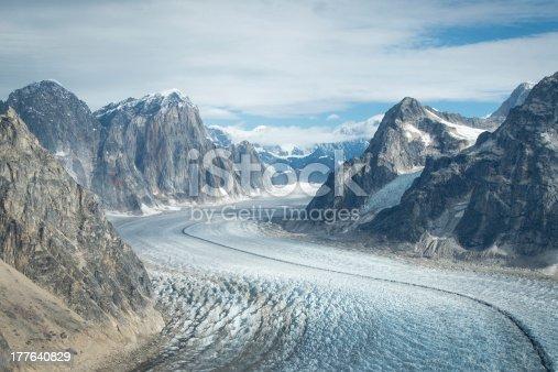 istock Glacier in Denali (Mt. McKinley) 177640829