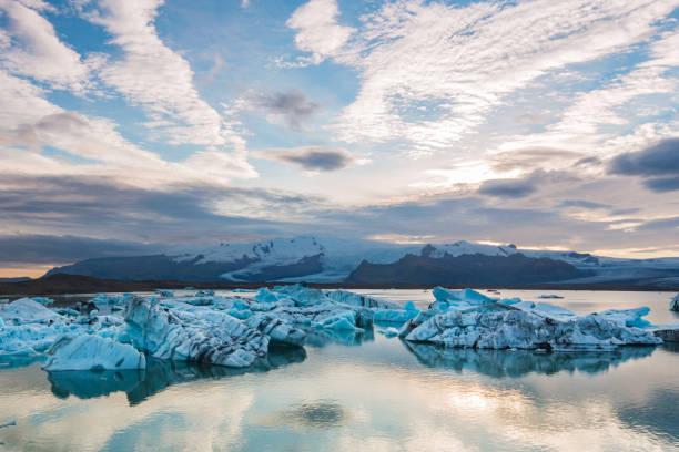 Gletscher Lagune Jökulsárlón – Foto