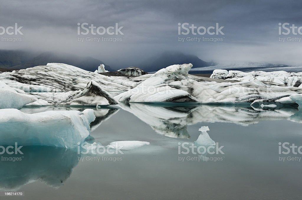 Gletscher Lagune – Foto