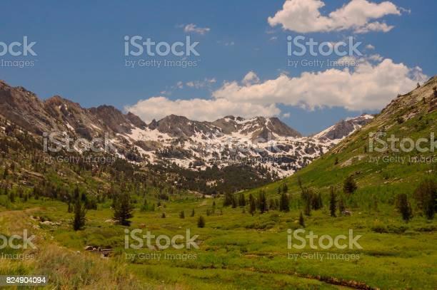 Glacier National Park Valley