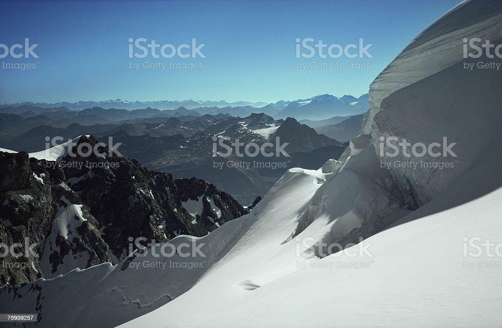 Glaciar foto de stock royalty-free