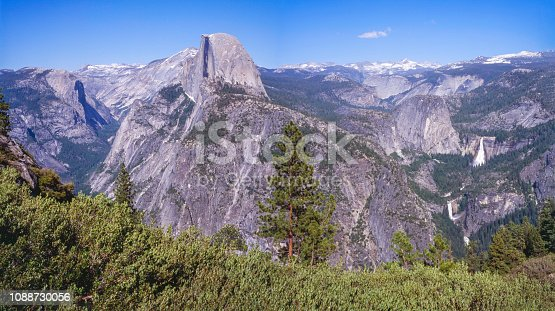 A photographic study of the landscapes contained in Yosemite National Park.
