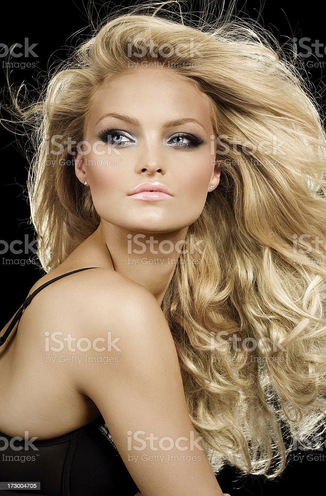 Glam royalty-free stock photo