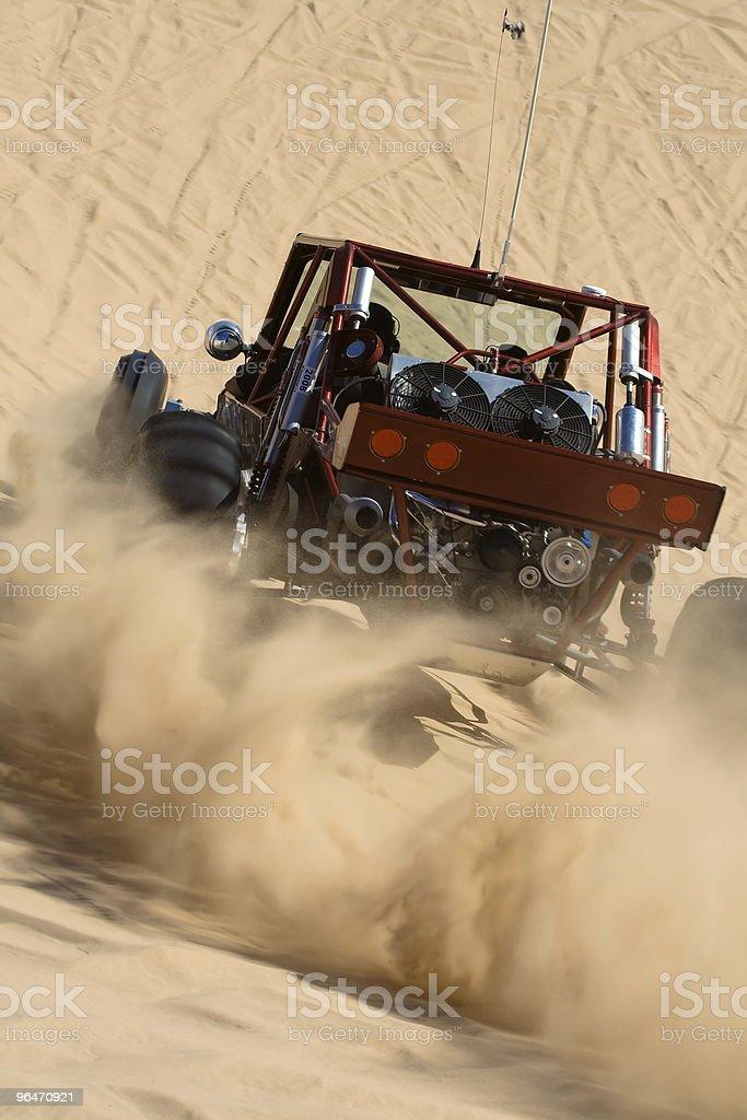 Glamis Sand Rail royalty-free stock photo