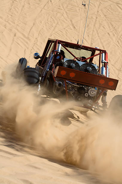 Glamis Sand Rail Stock Photo & More Pictures of Color Image