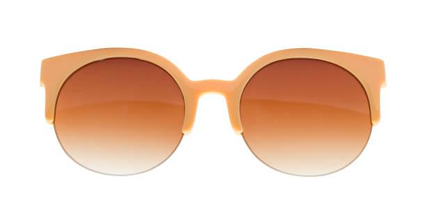 Óculos de sol do glamour Girl - foto de acervo