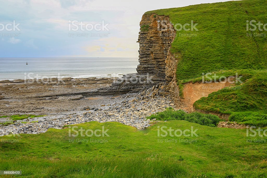Glamorgan Heritage coast, UK – Foto