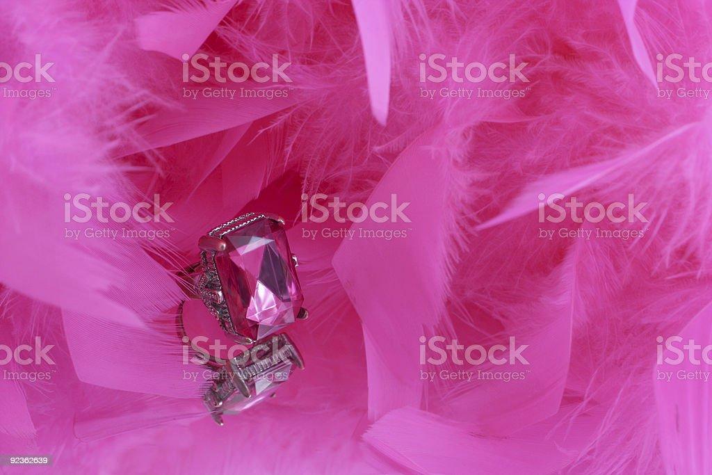 glamorous diamonds royalty-free stock photo