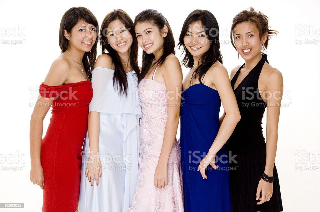 Glamorous #5 royalty-free stock photo