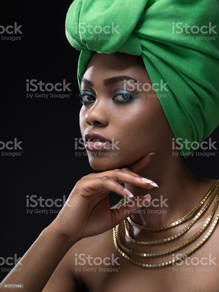 Glamour stock photo