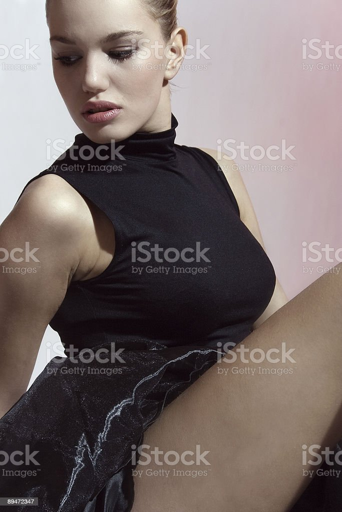 glamour Lizenzfreies stock-foto
