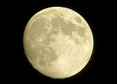 Glasgow moon light