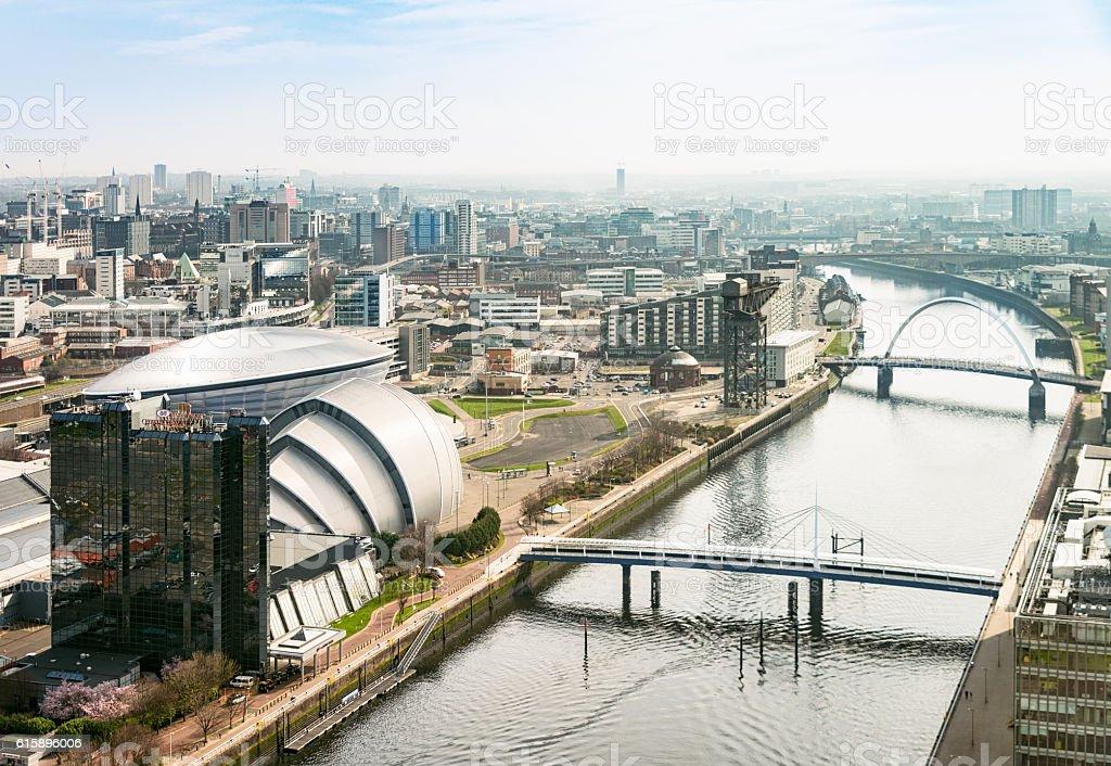 Glasgow, Scotland stock photo