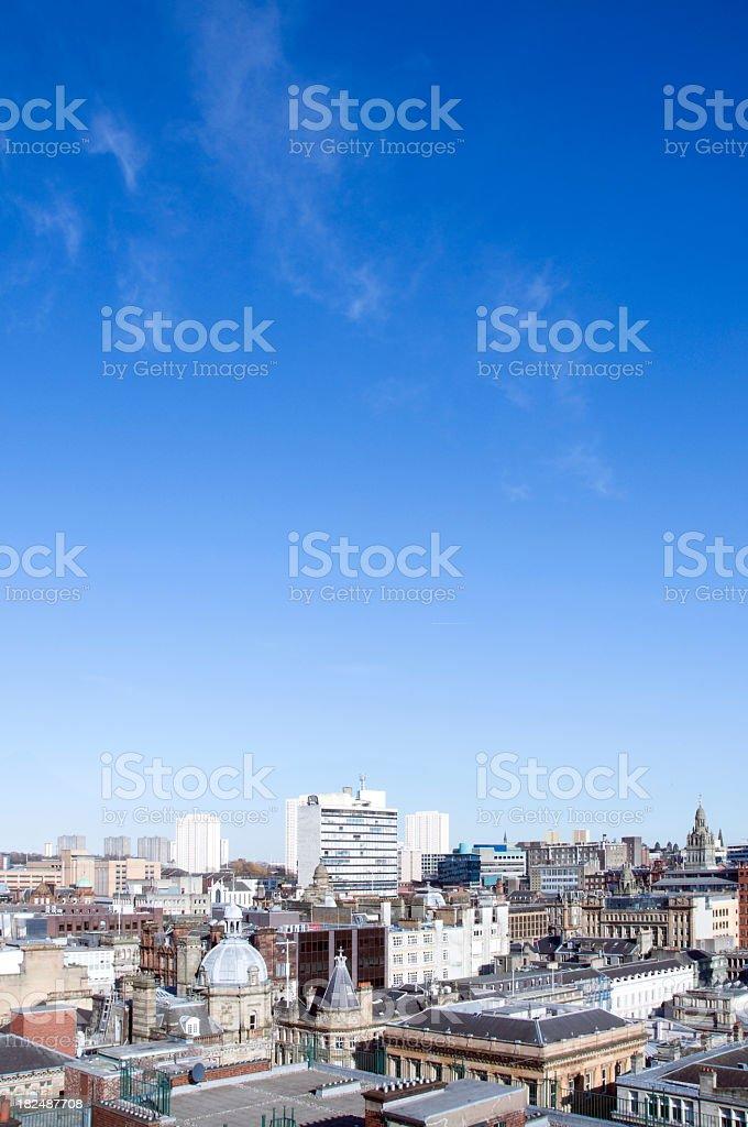 Skyline von Glasgow – Foto