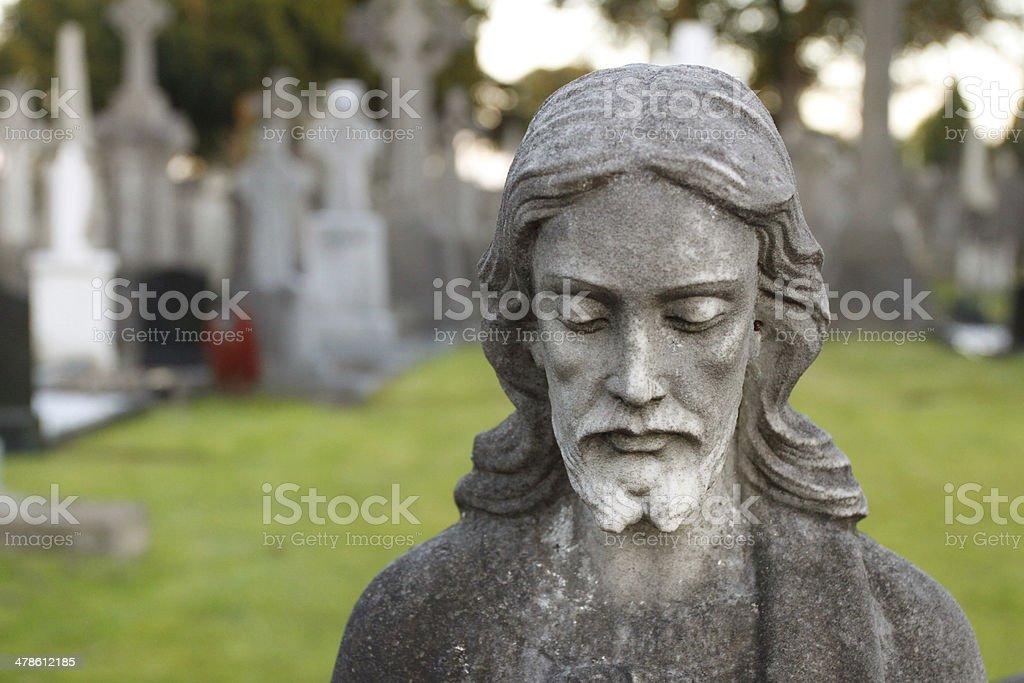 Glasnevin Cemetery stock photo