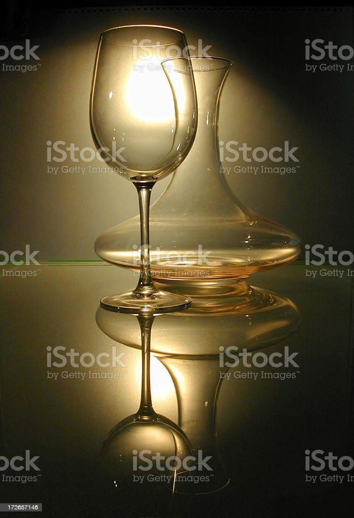 Glass 02 royalty-free stock photo