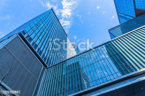 City, Urban Skyline, Skyscraper, Building Exterior,  Business,