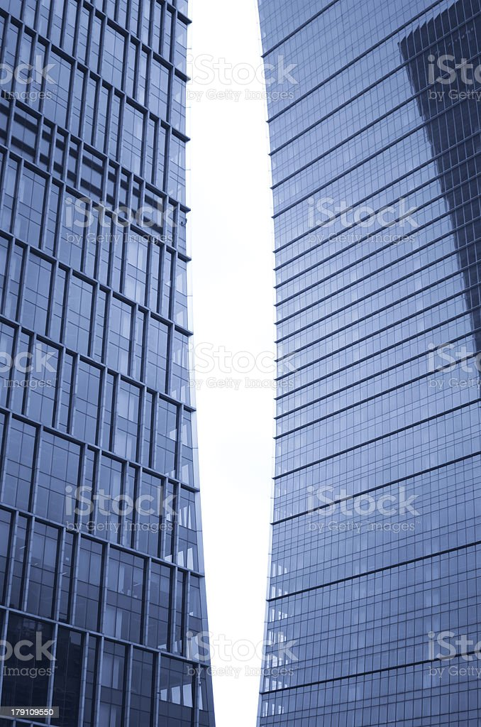 Glass Architecture royalty-free stock photo
