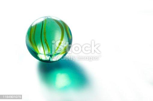 585059140 istock photo Glass Ball 1154901075