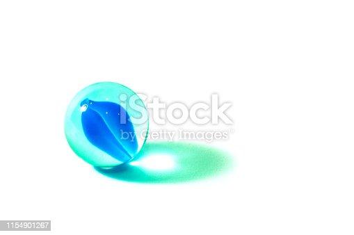 585059140 istock photo Glass Ball 1154901267