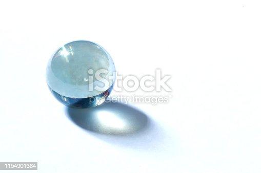 585059140 istock photo Glass Ball 1154901364