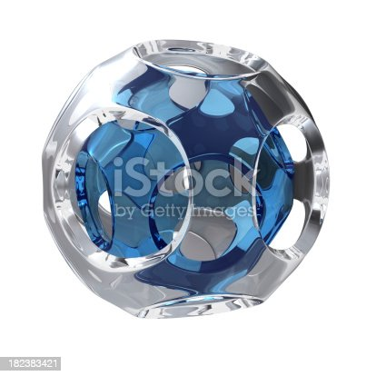 182110964 istock photo Glass ball 182383421
