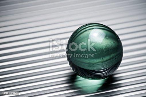 istock Glass ball 980628020