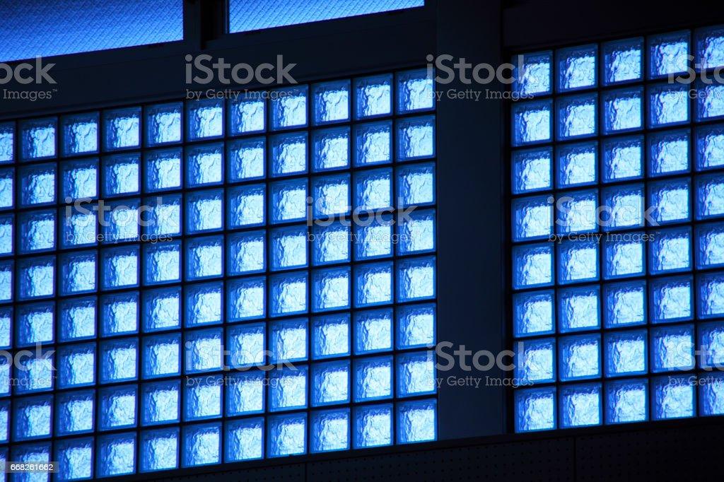 Glass block foto stock royalty-free