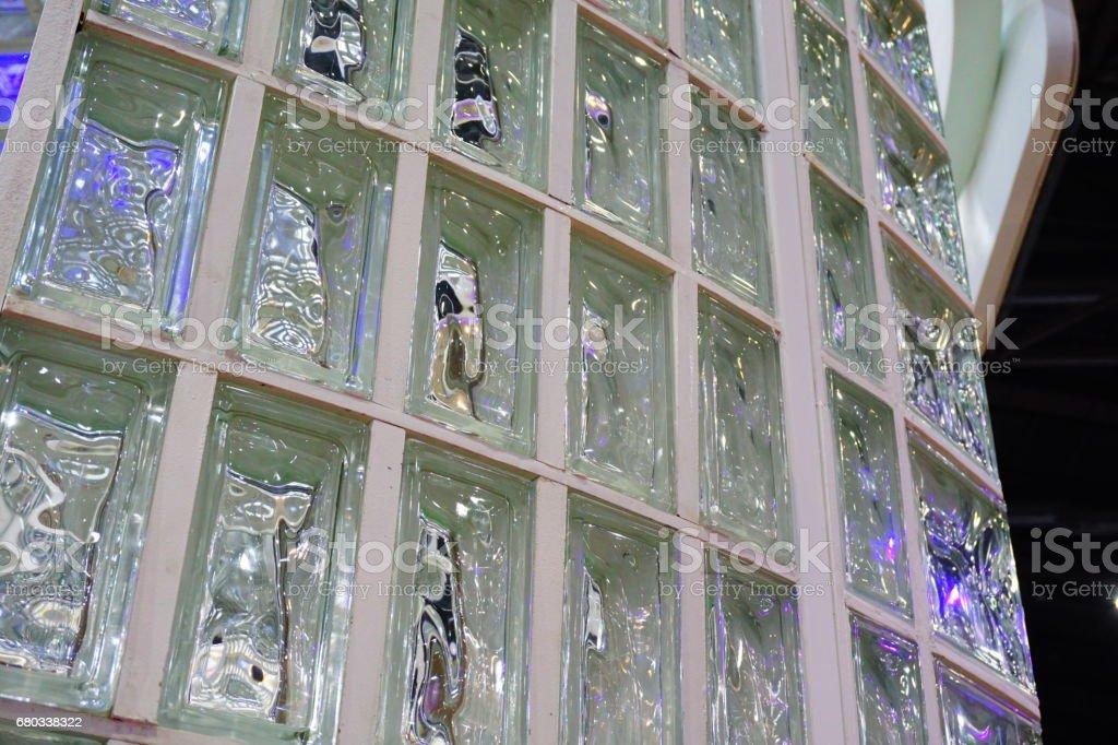 Glass blocks royalty-free stock photo