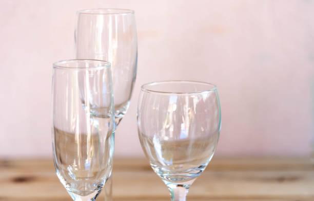 Glass bowls glasses for serving wine crystals on the aged wooden picture id1304067365?b=1&k=6&m=1304067365&s=612x612&w=0&h=we5u8onkqr8dd7c5qxy2aidzktrfq9bnctunkefsfkq=