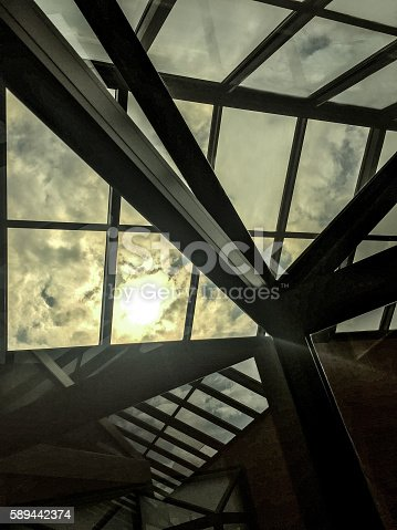 istock Glass Ceiling 589442374