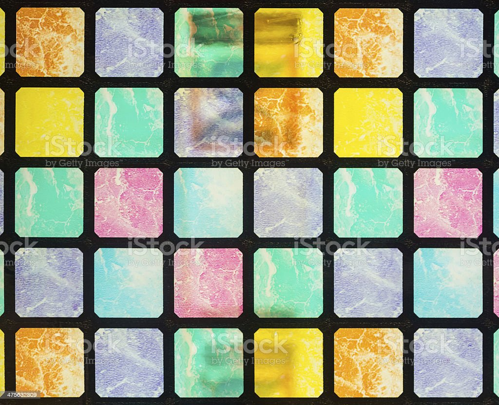 glass colorful royalty-free stock photo