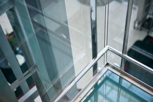 Glasaufzug – Foto