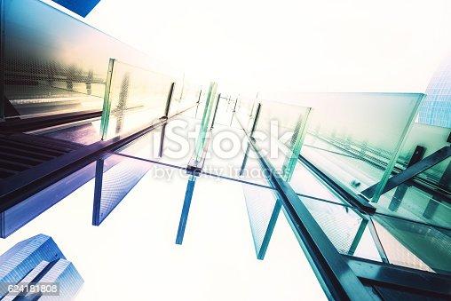 istock glass facade of skyscraper 624181808