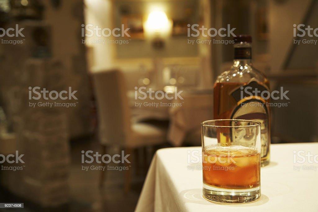 Verre de whisky - Photo