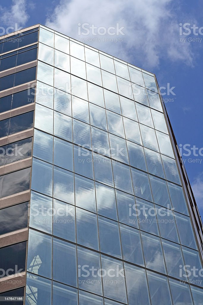 Glass Highrise royalty-free stock photo