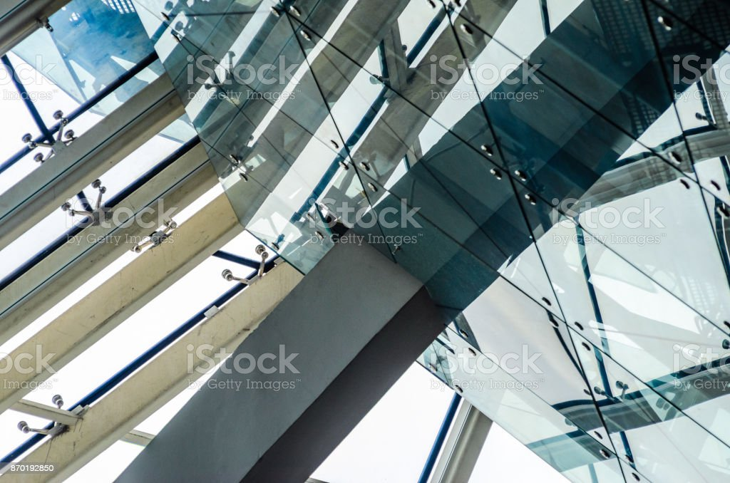 Glass holder.Fitting Glass. stock photo
