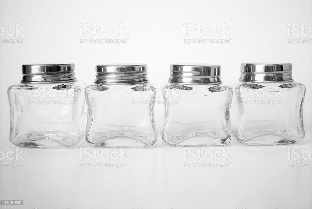 Glas Jar Lizenzfreies stock-foto