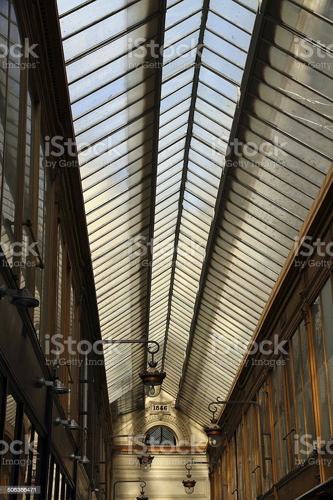 Glass Mall royalty-free stock photo
