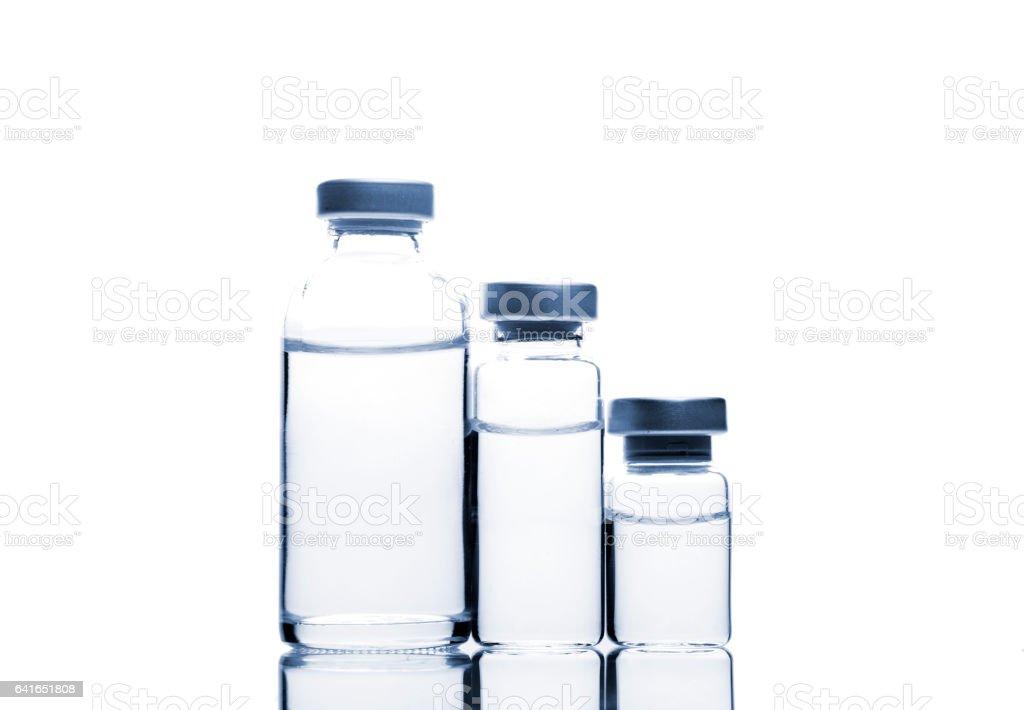 Medizinische Forscher Glas – Foto