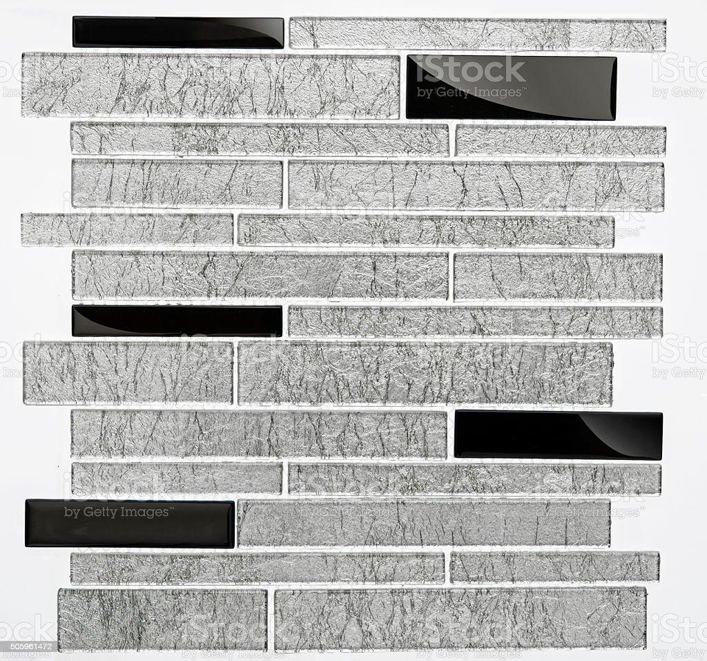 glass mosaic stock photo