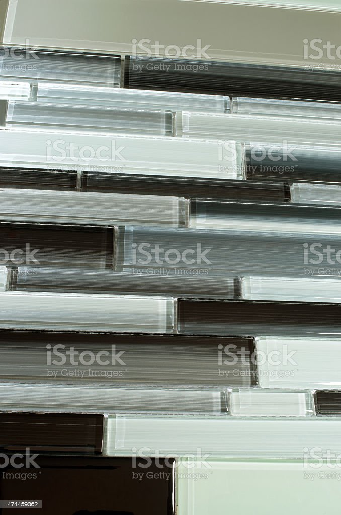 Glass Mosaic Tile For Kitchen Backsplash Stock Photo Download Image Now Istock