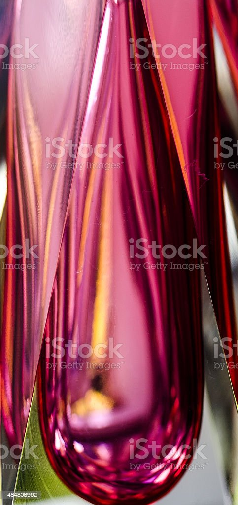Glass, Murano glass stock photo