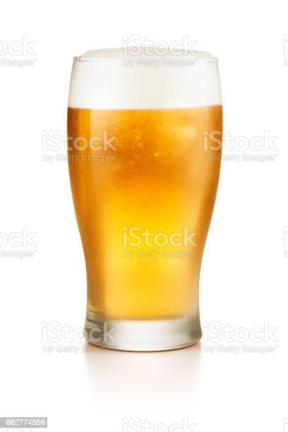 Glass of beer isolated on white background picture id862774556?b=1&k=6&m=862774556&s=612x612&h=os4dojqx76zfez9kkf r26w3fnbxszicizmzs7dyvnm=