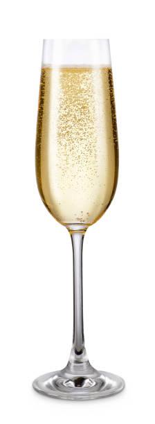 Copa de champagne - foto de stock