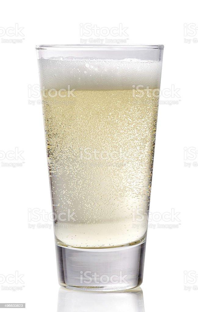 Glas Apfelwein – Foto