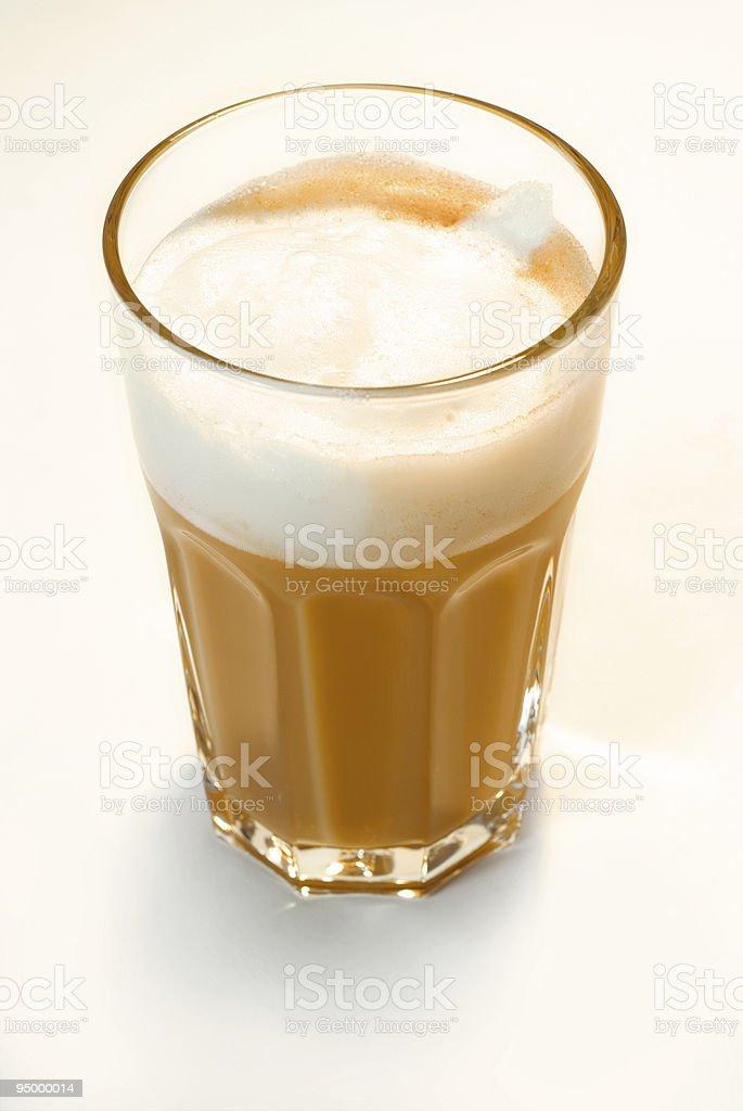 Glas Kaffee – Foto