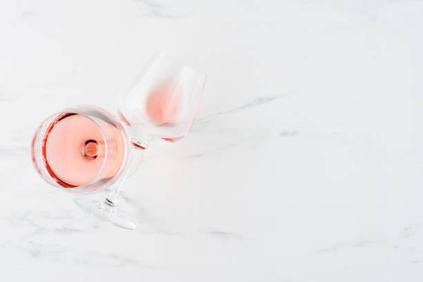 Glass of rose wine on white marble background picture id1096542458?b=1&k=6&m=1096542458&s=612x612&w=0&h=2j3e 6hxhlaslrytfqy0gncx6uvluwmve6kht0vqaoq=