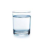 水のガラス