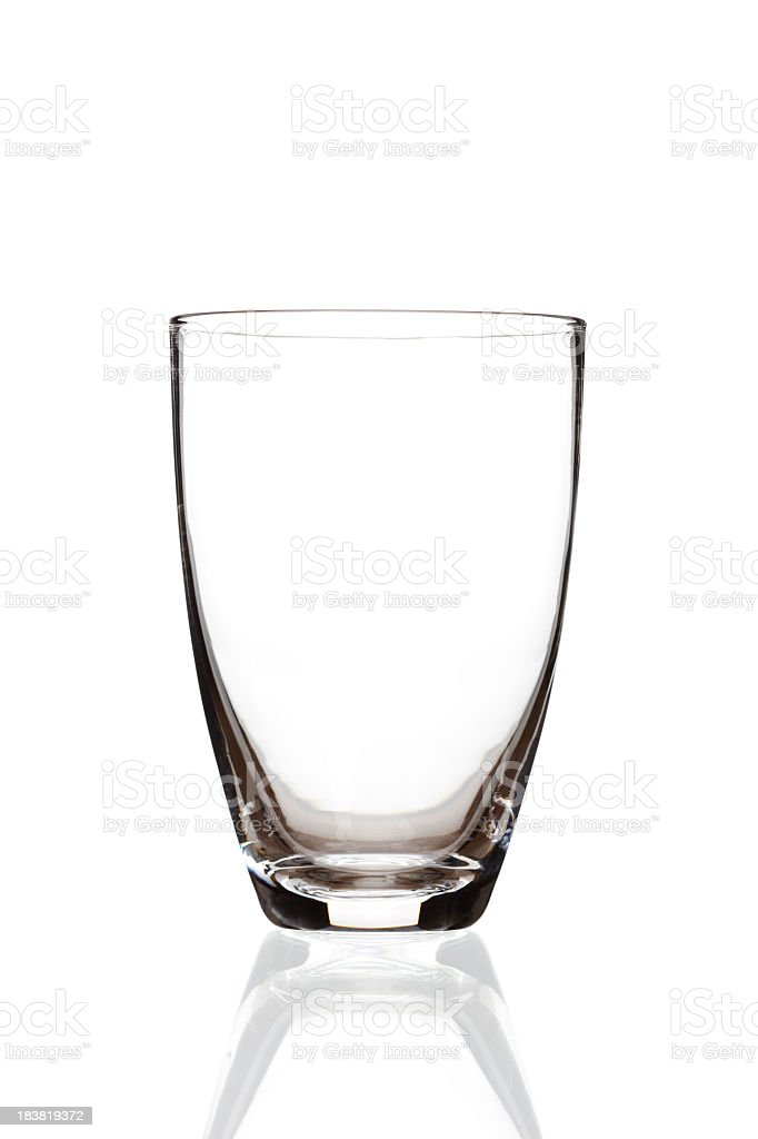 Glass stock photo